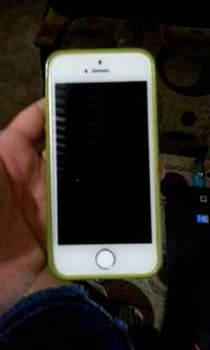 Iphone 5s Gold 32gb for parts