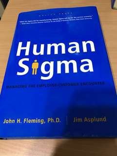 Human sigma : Managing th employee-customer encounter