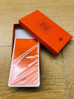 Hermes Knotting Card