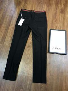 Gucci pants for men high quality