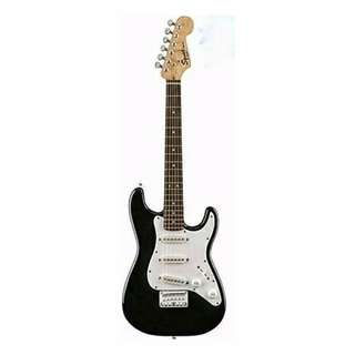 Squier by Fender Mini Stratocaster Electric Guitar (2nd hand)