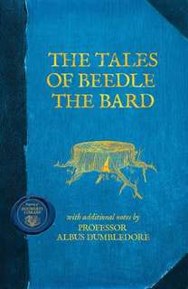 [LOOKING FOR] Tales of Beedle the Bard