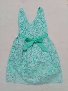 Summer dress 1-2yo