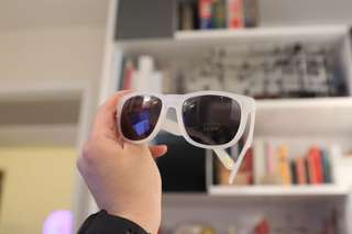 Facebook Sunglasses - Color Changing