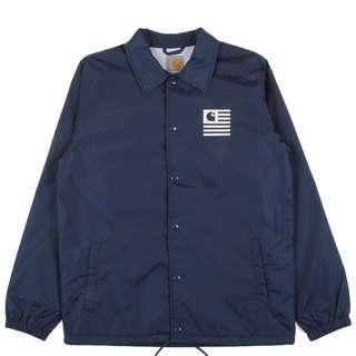 Carhartt coach jacket 教練外套 尺寸L