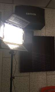 Led light x3 with box
