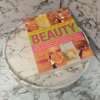 Beauty Book [FREE SHIPPING]
