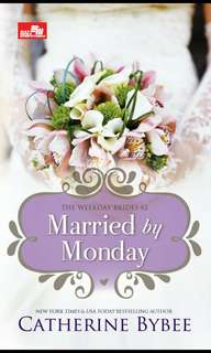 Ebook : Married By Monday - Catherine Bybee