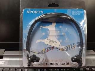 MP3 Digital Sport Player