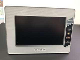 Samsung 7 inch LCD 電子相架