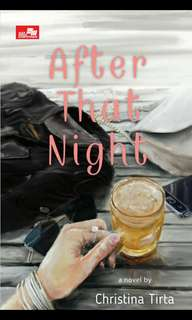 Ebook : After That Night - Christina Tirta
