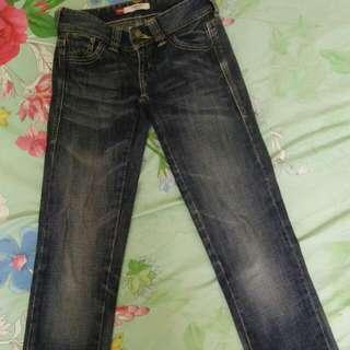 Levi's Skinny Patty Anne Jeans