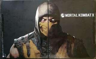 Xbox One Mortal Kombat X (SteelBook + Game)