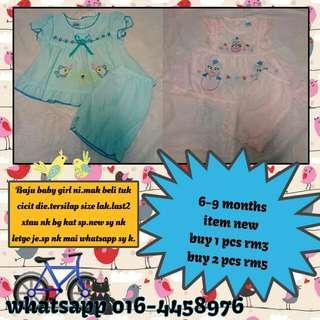 dress baby girl's