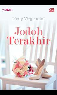 Ebook : Jodoh Terakhir - Netty Virgianti