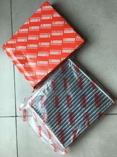 Toyota Vios carbon air cond filter. Cabin filter