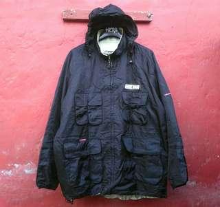 Packable jaket - jaket outdoor - jaket gunung - work jaket