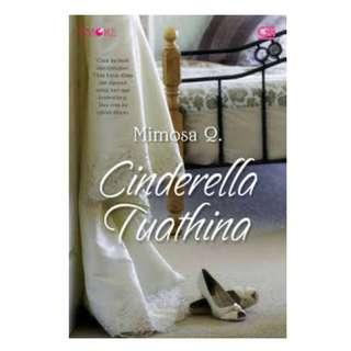 Ebook Cinderella Tuathina - Mimosa Q