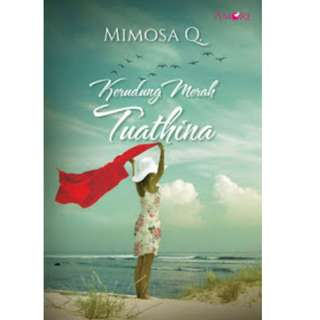 Ebook Kerudung Merah Tuathina - Mimosa Q