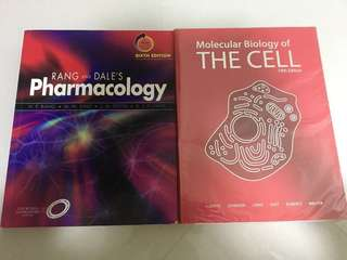 Rang and Dale's Pharmacology, Molecular Biology of The Cell