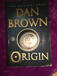 #AFBakrie Novel Dan Brown Origin