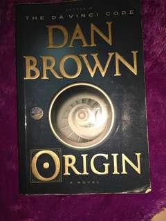 #AFBakrie Novel Dan Brown Origin