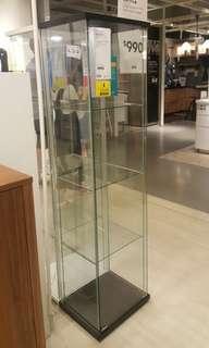 新淨 已砌 玻璃飾櫃 display cabinet
