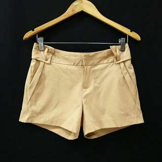 Celana Pendek Shortpants Brown Nude cf116