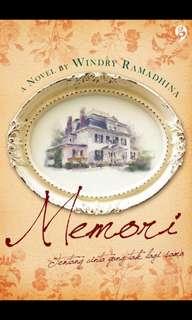 Ebook : Memori - Windry Ramadhina