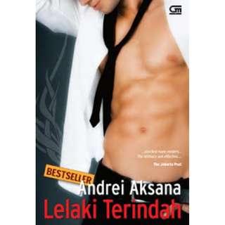 Ebook Lelaki Terindah - Andrei Aksana