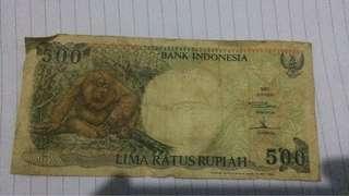 uang 100 kuno tahun 1993