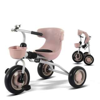 TOYS - FOLDABLE CHILDREN TRICYCLE