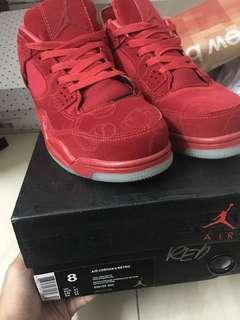 Air Jordan X Kaws