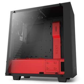 NZXT S340 Elite Mid Tower Computer Case