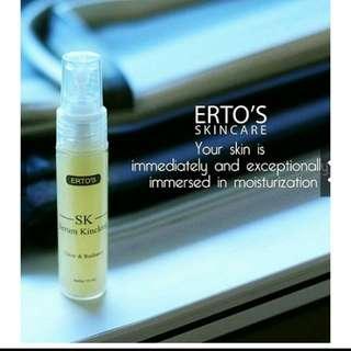 Serum kinclong Erto's