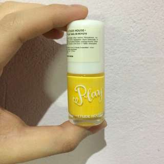 Etude House Play Nail 66 #OR210