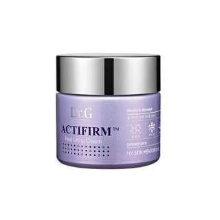 DR.G  – Actifirm Real Lifting Cream (in stock)