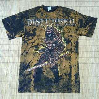 Kaos Band Disturbed Warrior