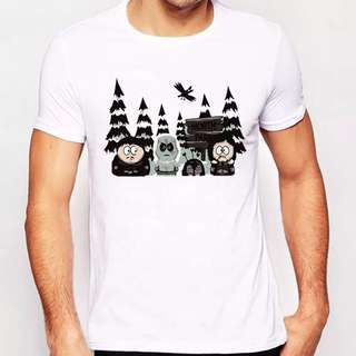 Po: South Park x game of throne t shirt