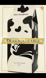 Ebook : Marriageable - Riri Sardjono
