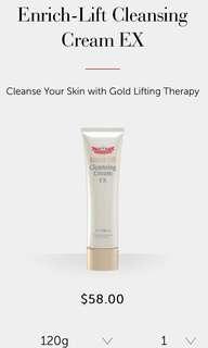 Dr.Ci Labo Enrich-Lift Cleansing Cream Ex 120g