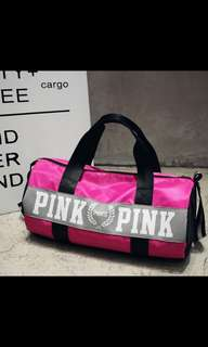 'Preorder' Victoria secret waterproof Duffel gym/beach large bag * waiting time 15 days after payment is made *pm to order