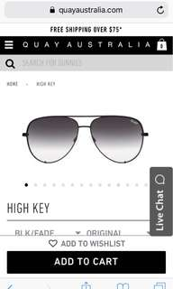 Quay Australia high key mini