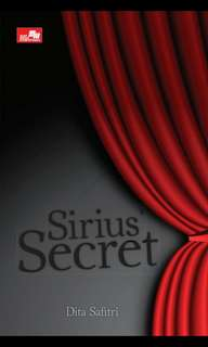 Ebook : Sirius Secret - Dita Safitri
