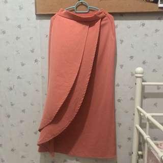 Trendy Long Dress/ Skirt