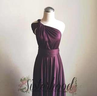 Infinity dress by sisterhoodlife