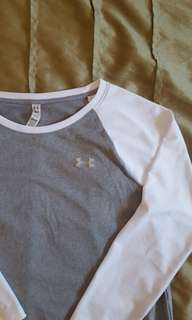 Under Armour Baseball Style Shirt