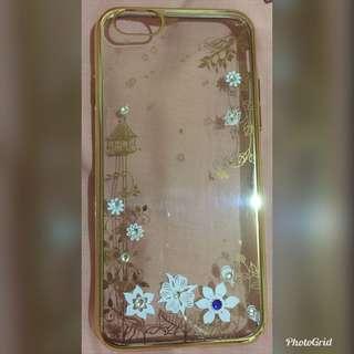 Iphone 6 Clear Case w/design