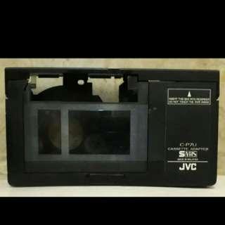 JVC CP7U Vhs Cassette Adapter