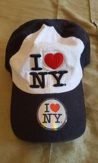I ❤ NY cap